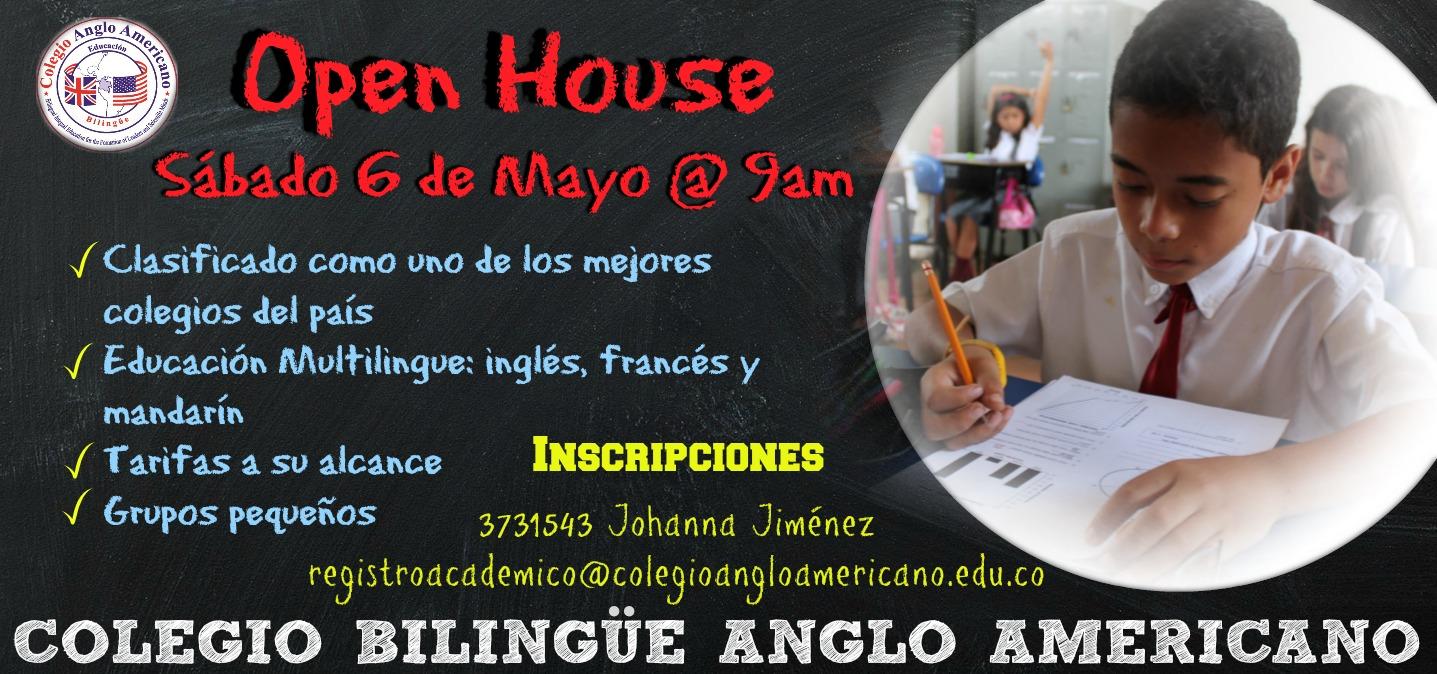 Open House Mayo 2017